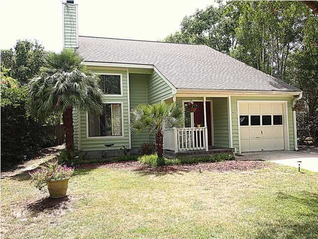 1431  Oaklanding Road Mount Pleasant, SC 29464