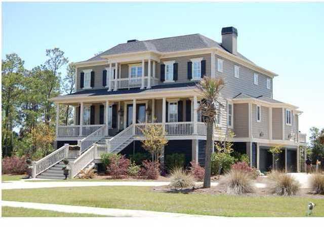 Rivertowne Country Club In Mount Pleasant 4 Bedroom S Residential 850 000 Mls 1328472