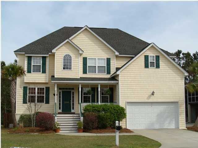 2360  Bergeron Way Mount Pleasant, SC 29466