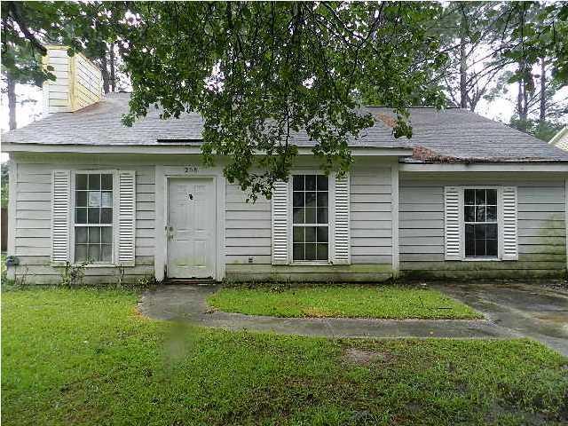 208  Corsair Street Summerville, SC 29483