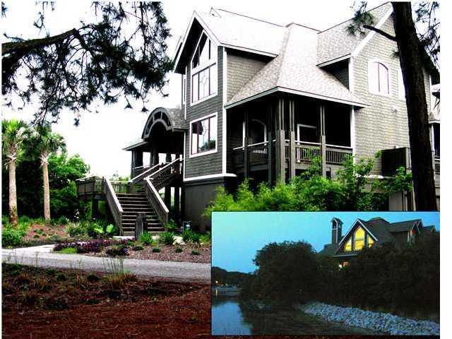 268  Little Oak Island Drive Folly Beach, SC 29439