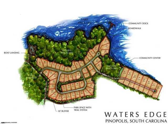 101  Waters Edge Lane Pinopolis, SC 29469