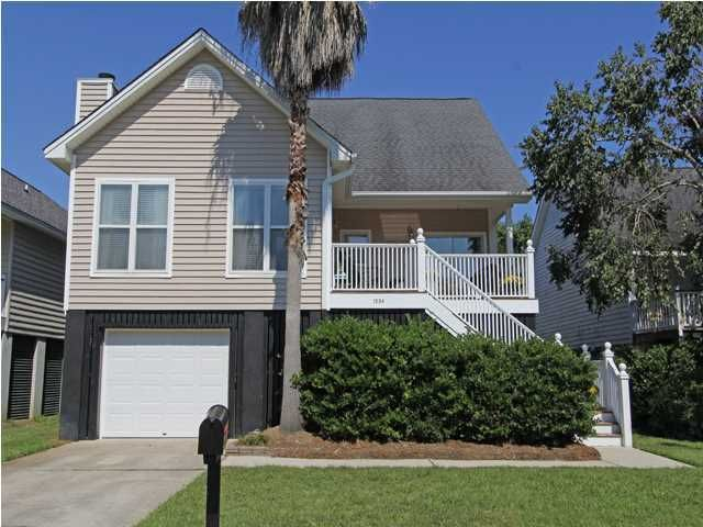 1534  Privateer Drive Mount Pleasant, SC 29464