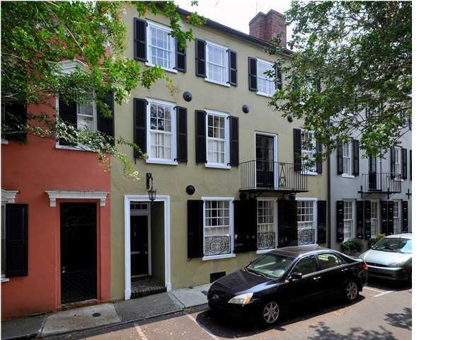 5  Tradd Street Charleston, SC 29401