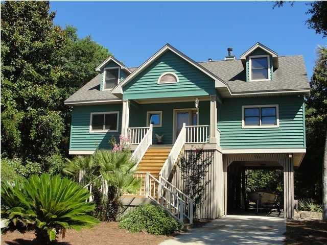 614 W Beach Court Folly Beach, SC 29439