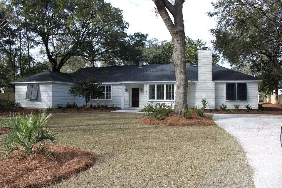 1670  Hunley Avenue James Island, SC 29412