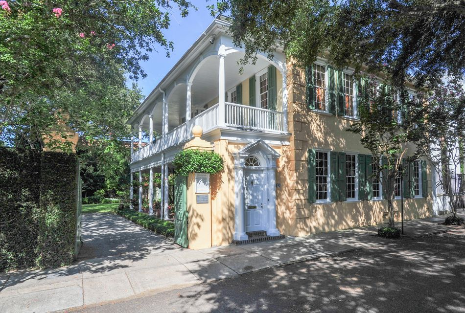 Single Family Home for Sale at 59 Church Street Charleston, South Carolina,29401 United States