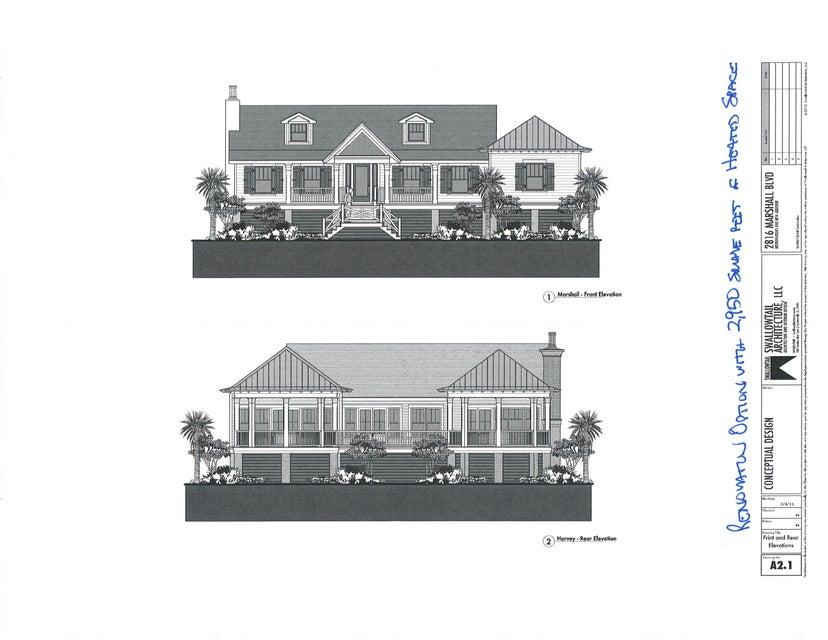 2816  Marshall Boulevard Sullivans Island, SC 29482