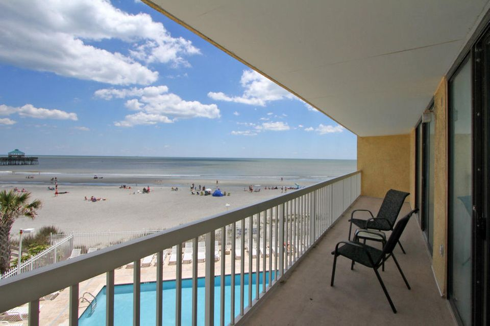 Charleston Oceanfront Villas Homes For Sale - 201 Arctic, Folly Beach, SC - 1