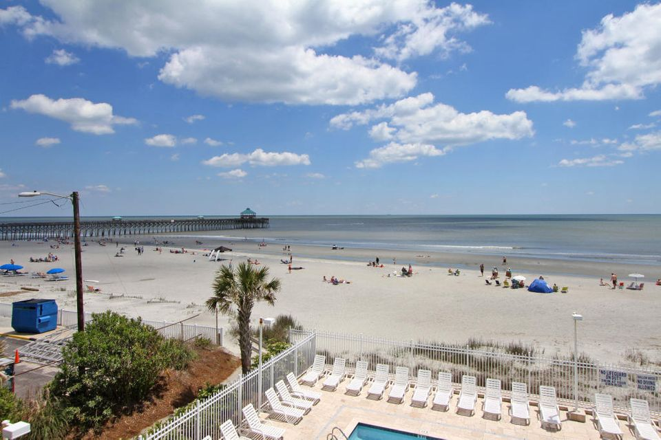 Charleston Oceanfront Villas Homes For Sale - 201 Arctic, Folly Beach, SC - 34