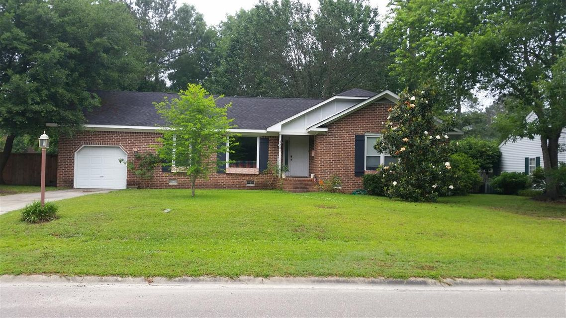 132  Mohican Circle Summerville, SC 29483