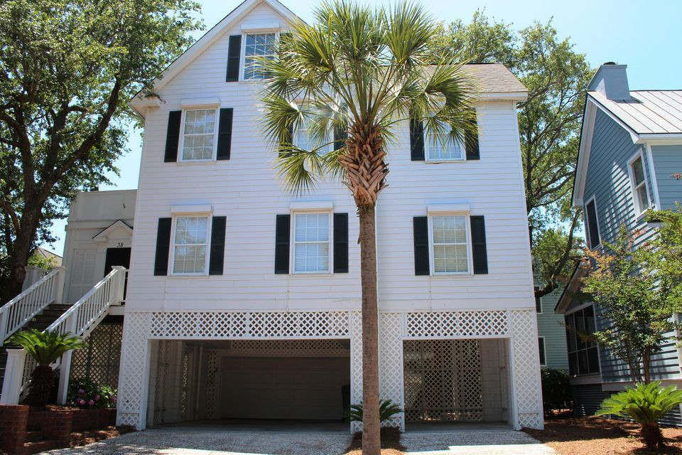 38  Grand Pavilion Drive Isle Of Palms, SC 29451
