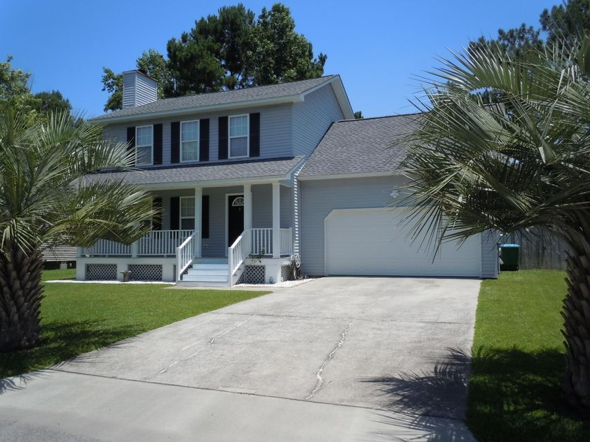 104  Amberjack Way Summerville, SC 29485