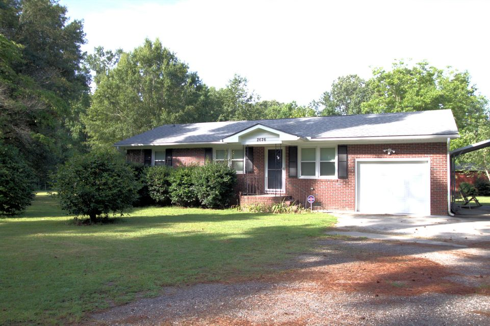 2626  Wesley Grove Road Cottageville, SC 29435