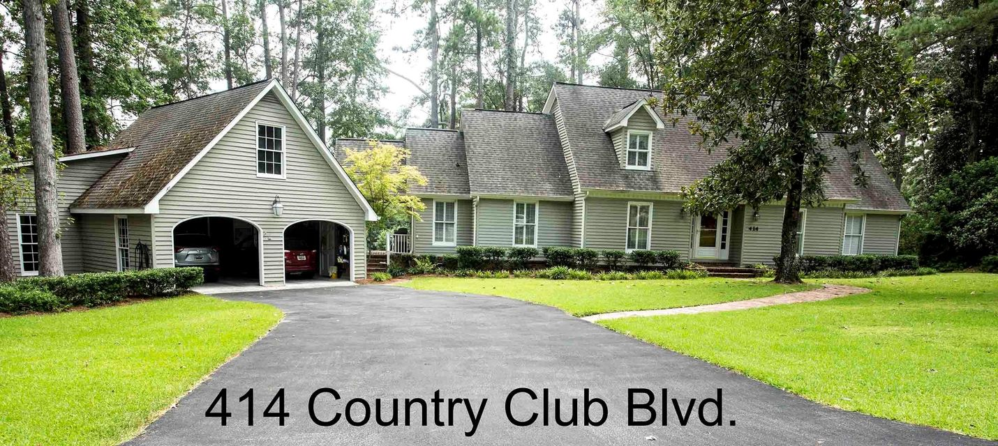 414  Country Club Boulevard Summerville, SC 29483