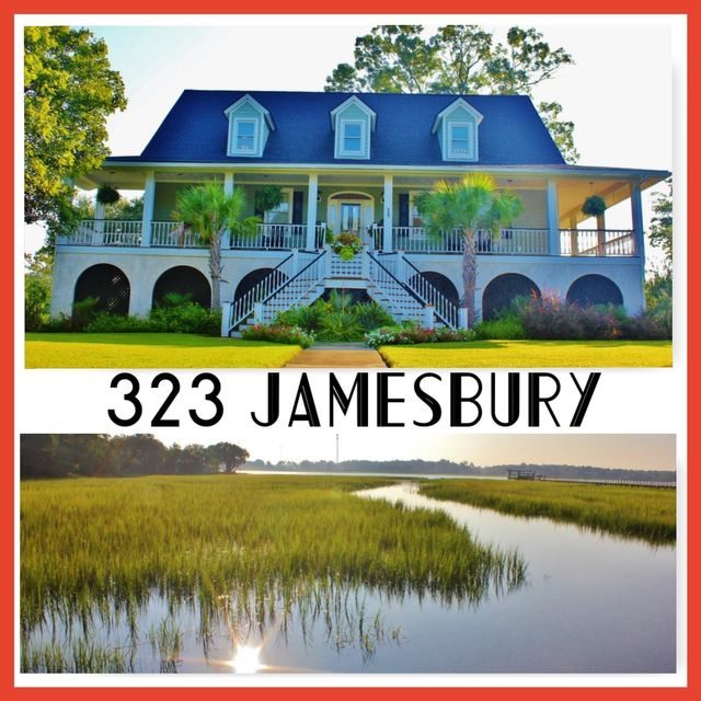 323  Jamesbury Road Wando, SC 29492