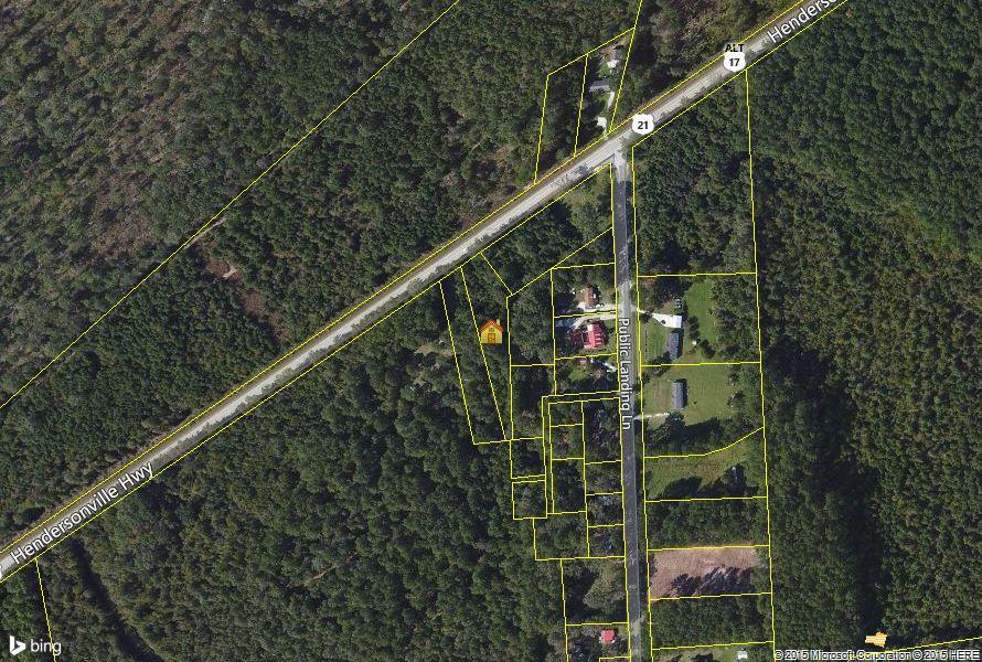 Hendersonville Highway Yemassee, SC 29945