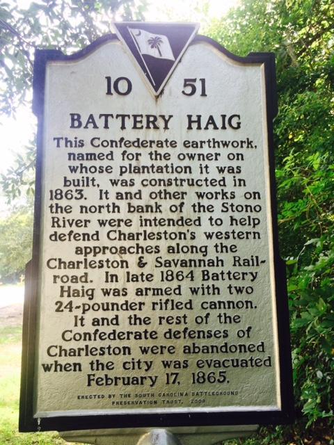 Battery Haig On The Stono Lots For Sale - 3022 Shore, Charleston, SC - 2