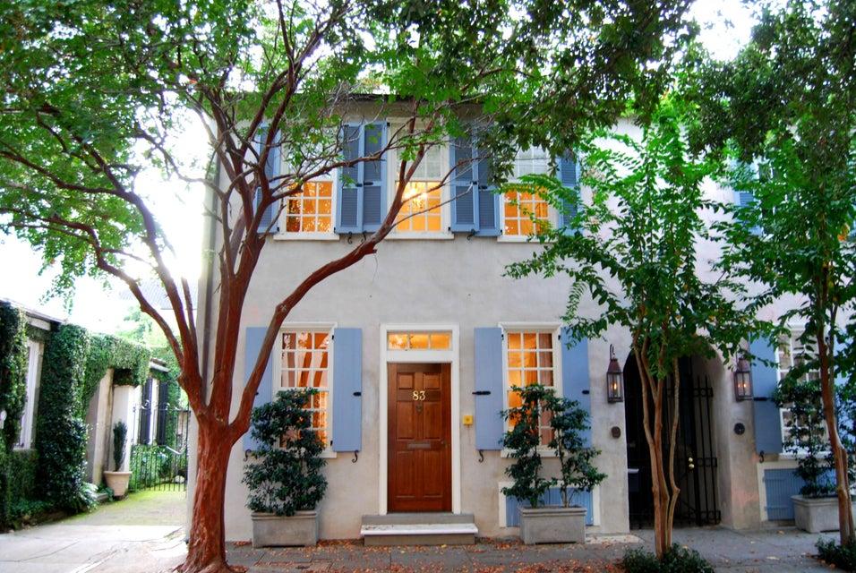 83  Church Street Charleston, SC 29401