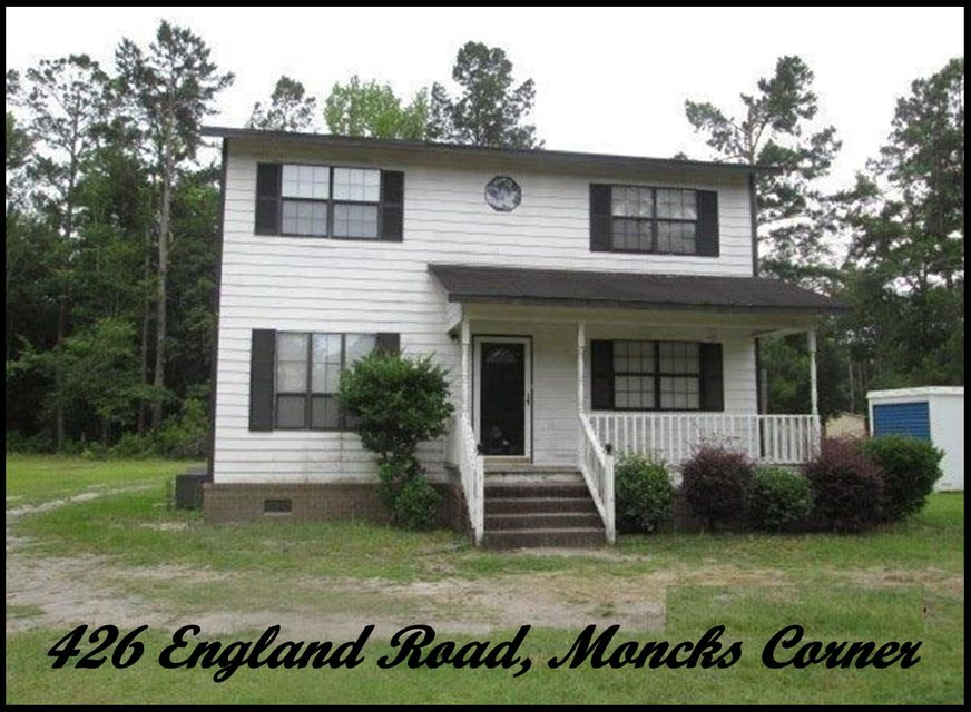 426  England Road Moncks Corner, SC 29461
