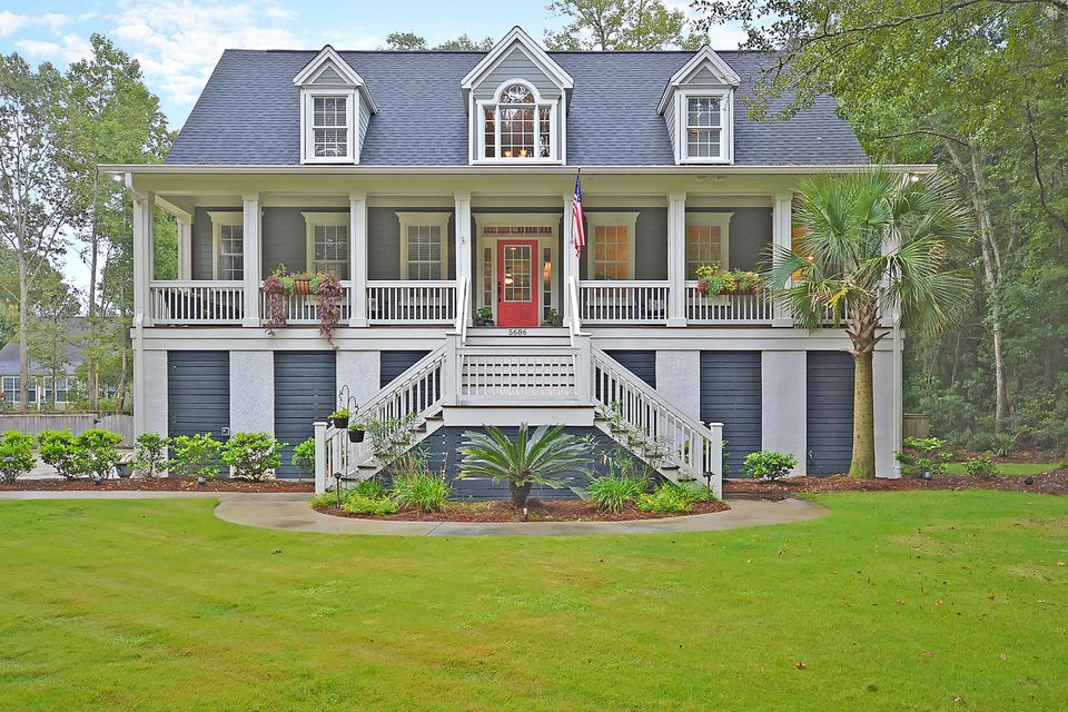 5686  Barbary Coast Road Hollywood, SC 29449