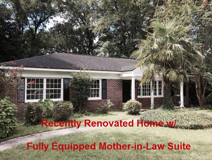 1207  Forestwood Drive Charleston, SC 29407