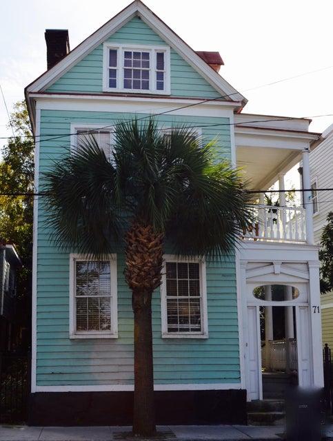 71  Spring Street Charleston, SC 29403