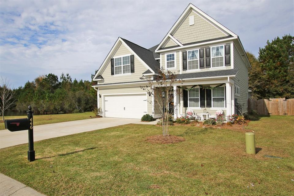 446  Nelliefield Trail Wando, SC 29492