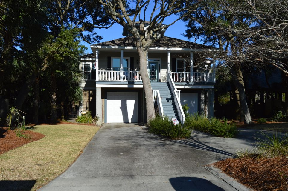 406 W Cooper Avenue Folly Beach, SC 29439