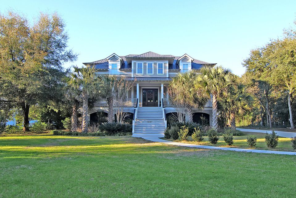 The Village at Secessionville Homes For Sale - 1687 Back Creek, Charleston, SC - 11