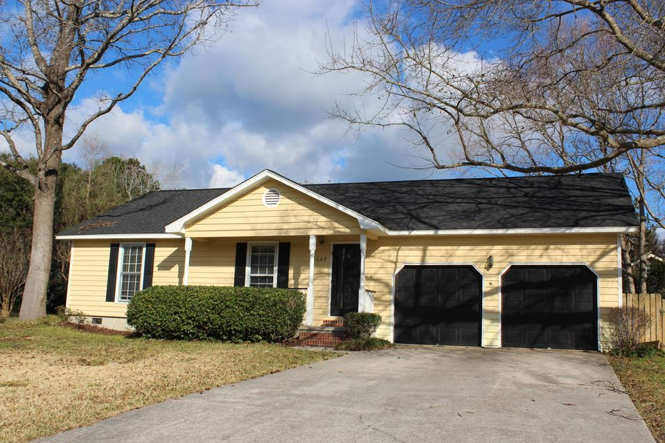 1689  Babington Way Mount Pleasant, SC 29464