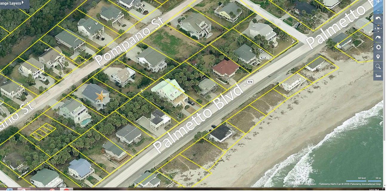 512  Pompano Street Edisto Beach, SC 29438