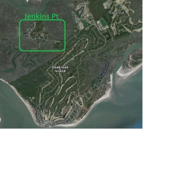 Jenkins Point Homes For Sale - 1009 Old Wharf Road, Seabrook Island, SC - 5