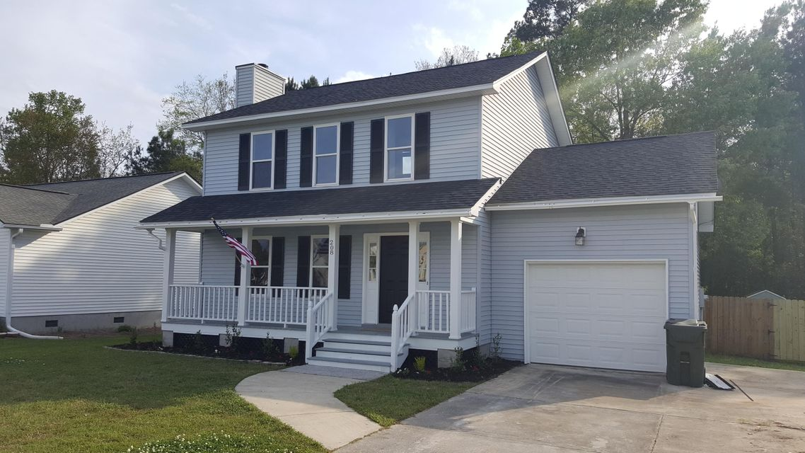 208  Two Hitch Road Goose Creek, SC 29445