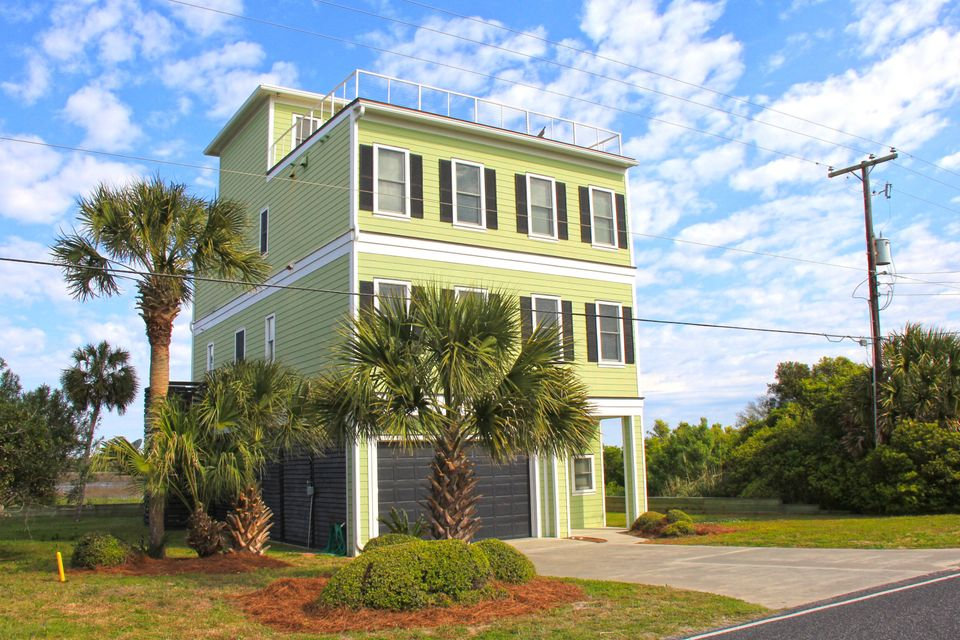 1606 E Ashley Avenue Folly Beach, SC 29439