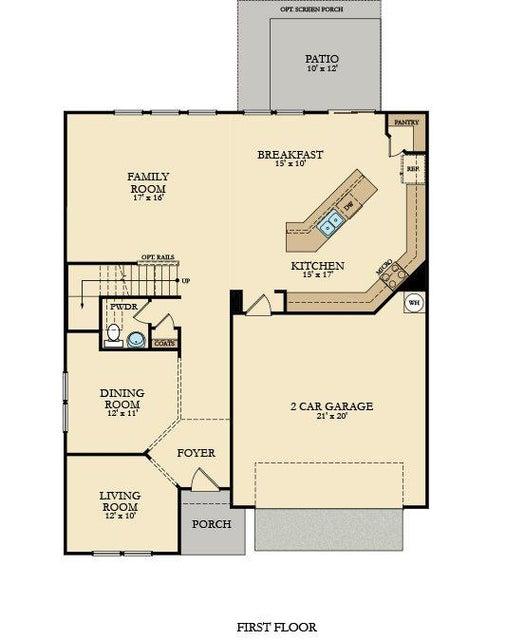 Cane Bay Plantation Homes For Sale - 625 Redbud, Summerville, SC - 0
