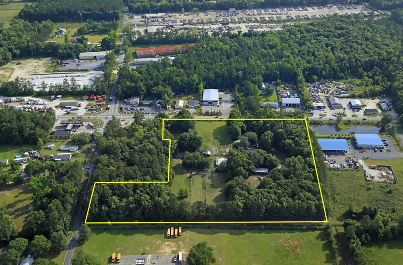 Pt George Von Ohsen Homes For Sale - 10191 Highway 78, Ladson, SC - 0