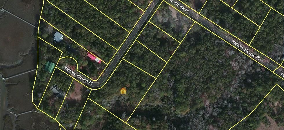 Yellow House Road Charleston, SC 29492