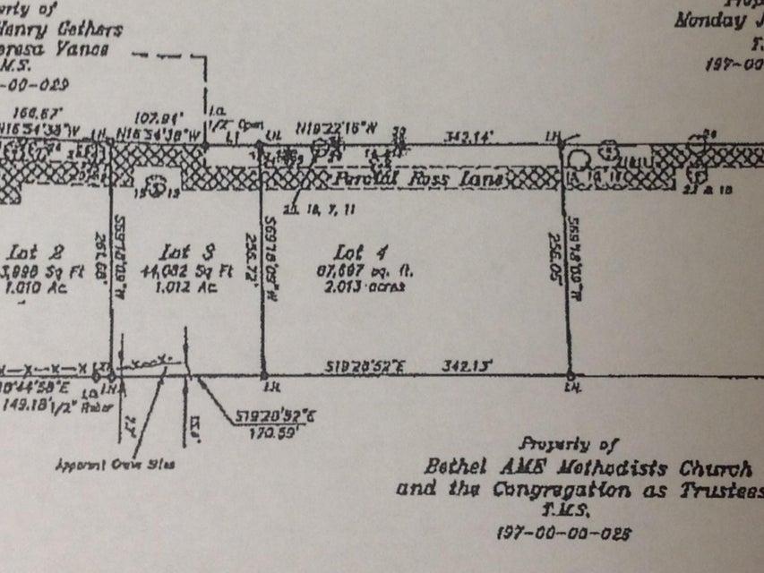 Lot 4  Percial Ross Wadmalaw Island, SC 29487
