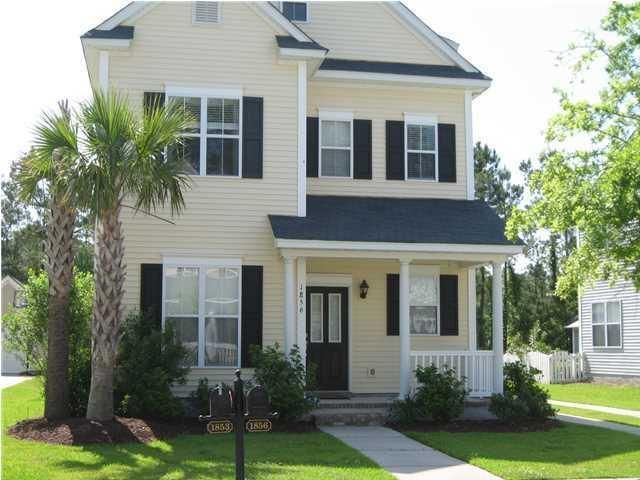 1856  Hubbell Drive Mount Pleasant, SC 29466