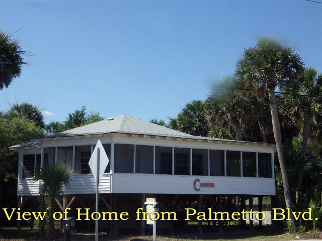 417  Palmetto Boulevard Edisto Island, SC 29438