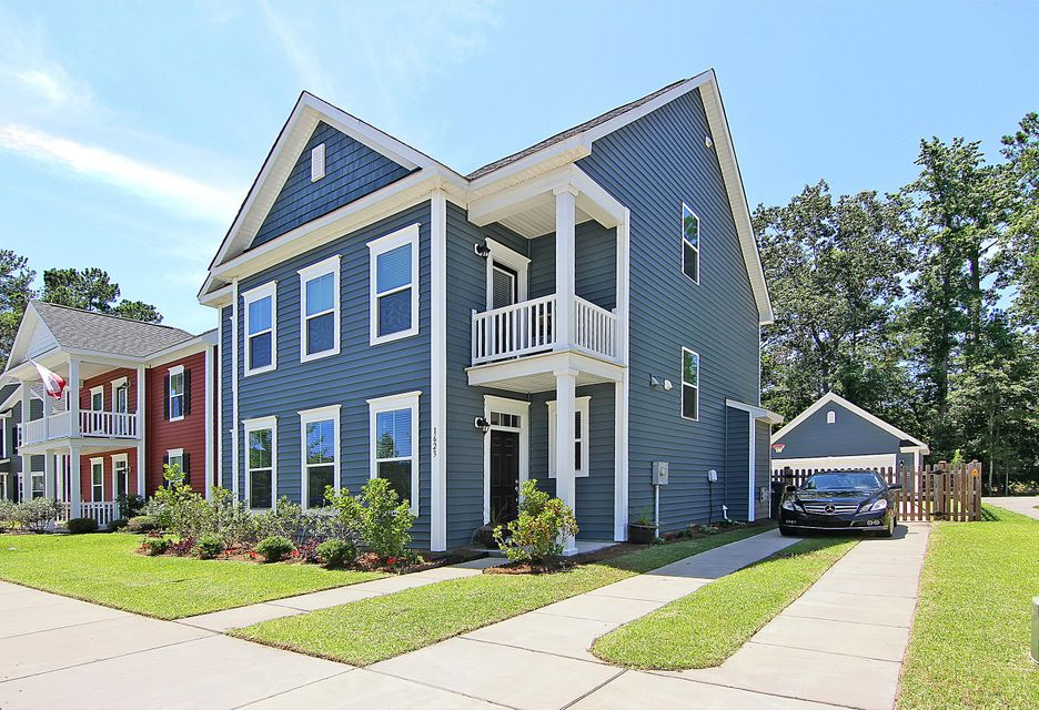 1623  Seabago Drive Charleston, SC 29414