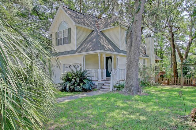 2318  Marsh Lake Court Charleston, SC 29414