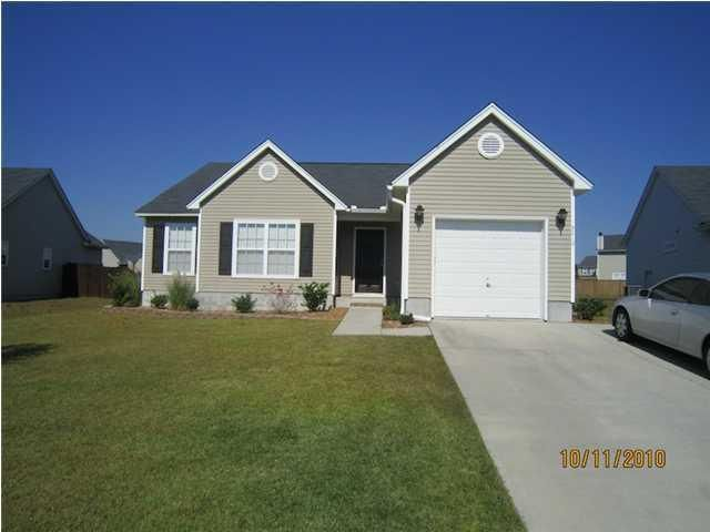 5012  Thornton Drive Summerville, SC 29485
