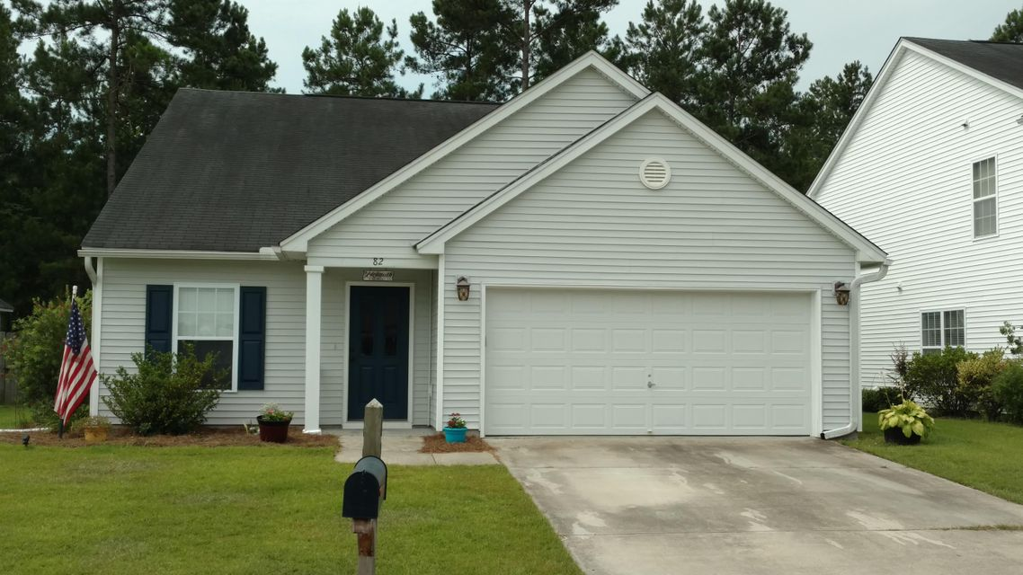 82  Dovetail Circle Summerville, SC 29483
