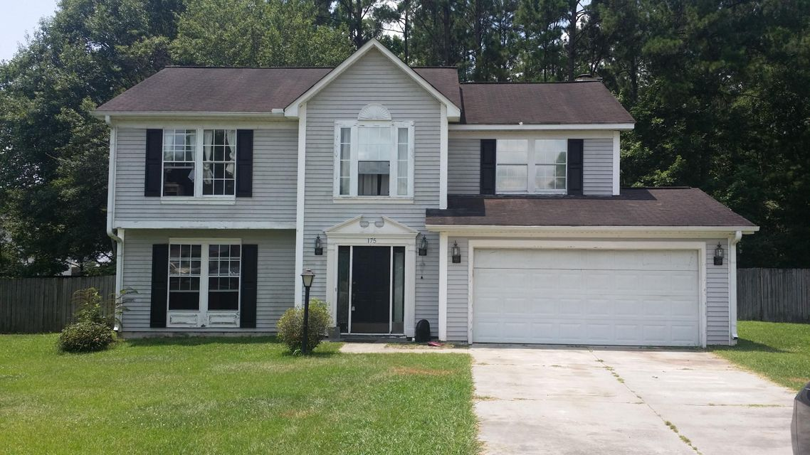 175  Danzid Drive Summerville, SC 29483