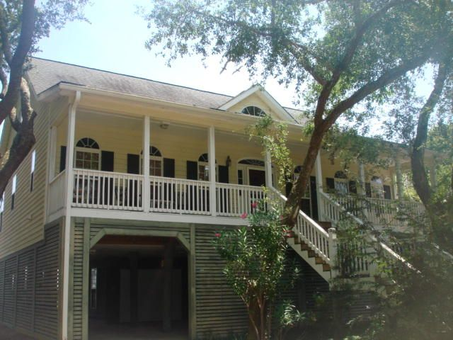 982  Hammocks Way Edisto Island, SC 29438