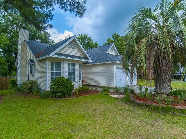 336  Bertram Road Summerville, SC 29485