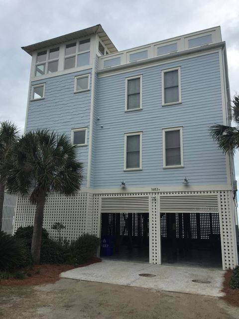 1683 E Ashley Avenue Folly Beach, SC 29439