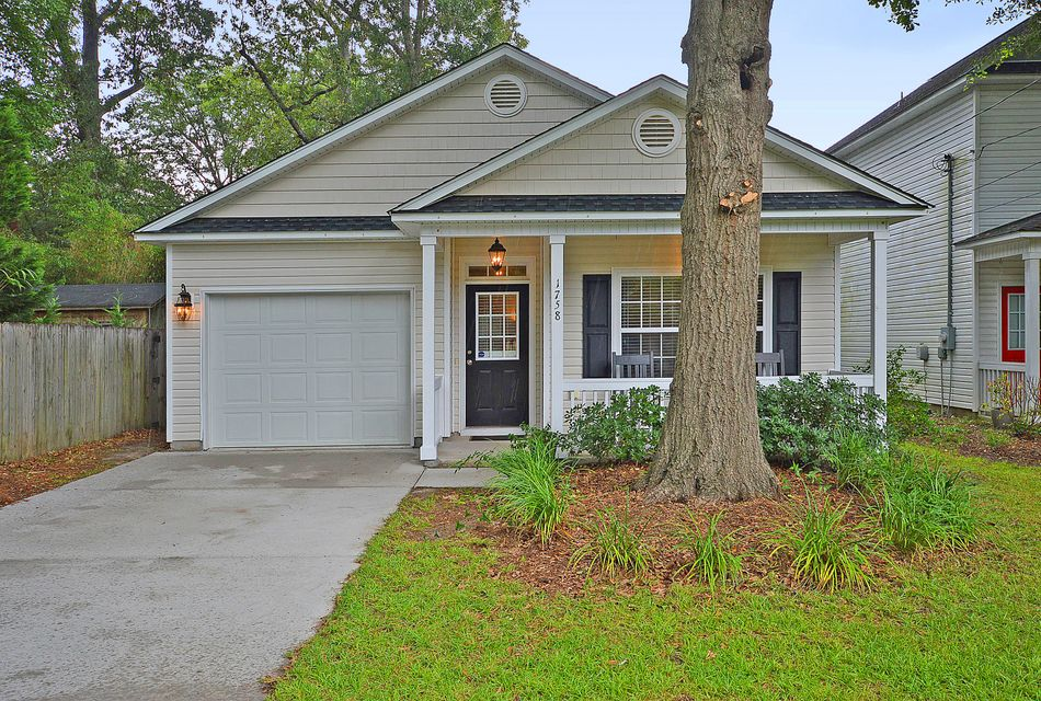 1758  Jervey Avenue Charleston, SC 29407